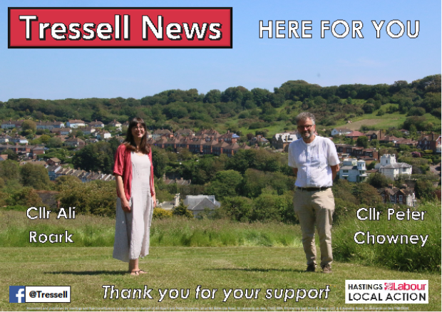Tressell News - here for you